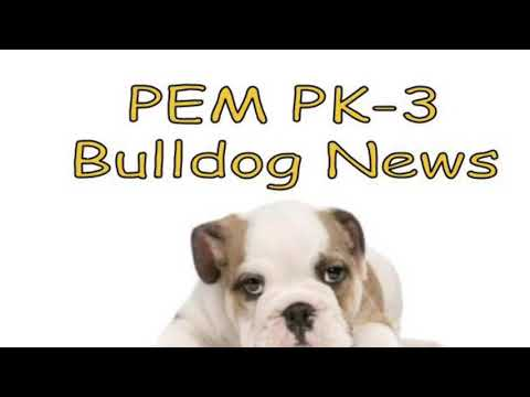 2018-09-14 PEM PK-3 Bulldog News