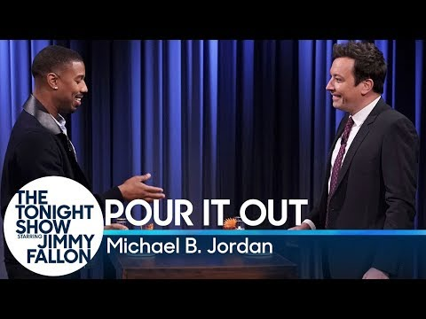 Pour It Out w/ Michael B. Jordan