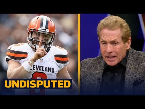 Skip and Shannon react to Baker's performance in his 1st NFL start | NFL | UNDISPUTED