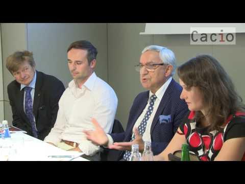 CACIO seminář - Otázky z personalistiky pro IT manažery