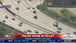 Video HORRIBLE END: Police Chase Ends with Violent Crash in Tempe, Arizona (FNN) MP3, 3GP, MP4, WEBM, AVI, FLV Agustus 2018