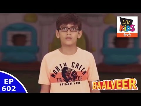 Baal Veer - बालवीर - Episode 602 - Manav Travels To Khel-Lok