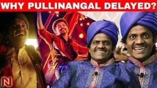 Video 'Rahman Sir Driver கல்யாணத்துல கச்சேரி பாடிட்டு இருந்தேன்' Pullinangal Singer Bamba Bakya Exclusive MP3, 3GP, MP4, WEBM, AVI, FLV Desember 2018