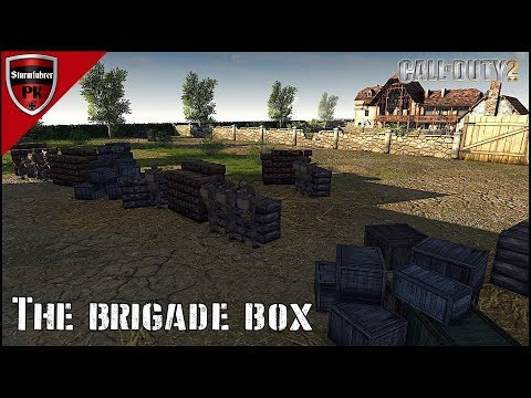 , title : 'The Brigade Box - Call of Duty 2 Mod | Men of war Assault Squad 2 Gameplay'