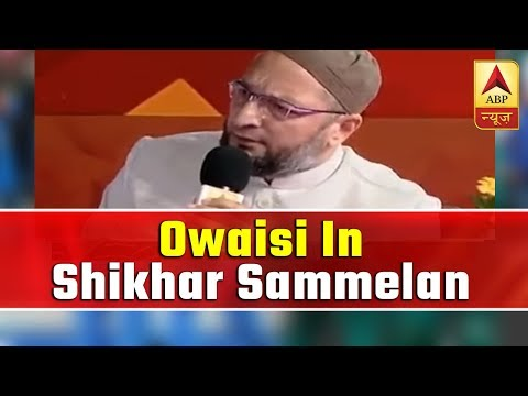 I Do Not Support Jinnah's Ideology: Owaisi | ABP News