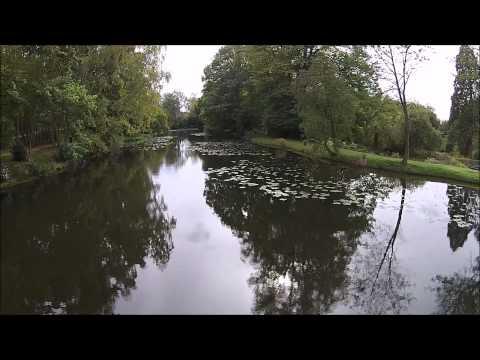 Castle Hedingham Drone Video