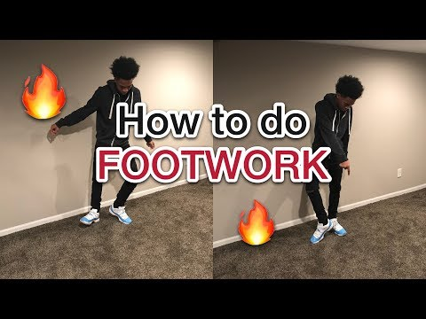 HOW TO DO FOOTWORK LIKE AYO & TEO | OFFICIAL TUTORIAL ❗️