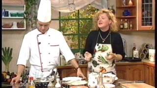 Magda Gessler 21 lat temu! Czy można było ugotować obiad bez krzyku i tłuczenia talerzy?!
