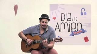 Uma música especial para quem ama Treloso de chocolate. http://goo.gl/x8uu9 O Dia do Amigo é só amanhã, mas o Biscoito...
