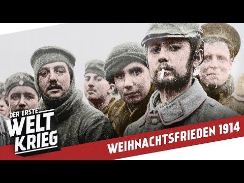 Weihnachtsfrieden 1914: Ein Zeichen der Freundschaf ...