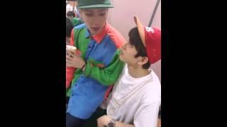 Nonton [ENGSUB] 150814 GOT7 NOW - Jealous Junior & Fluent in Korean Jackson Film Subtitle Indonesia Streaming Movie Download