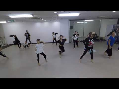 Lesson Movie JAZZkids&Jr初級/MEGUMU