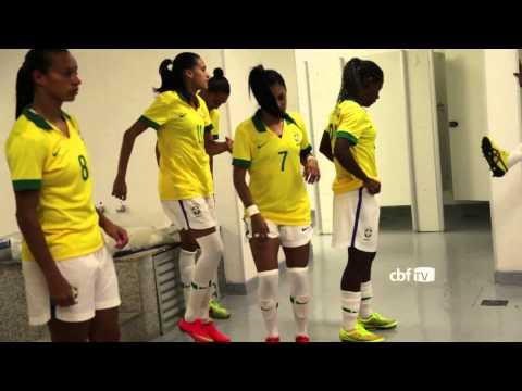 Sele��o Brasileira goleia Argentina na abertura do Torneio Internacional