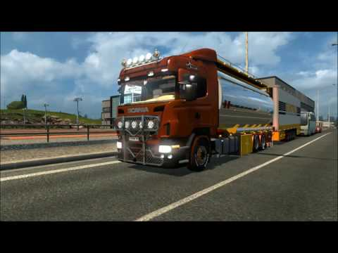 Scania R2008 for 1.25