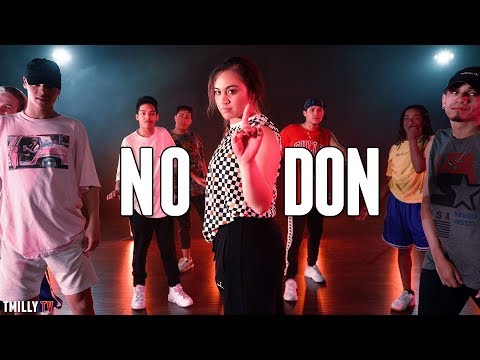 Lotto Boyzz - No Don - Choreography by Sienna Lalau - #TMillyTV