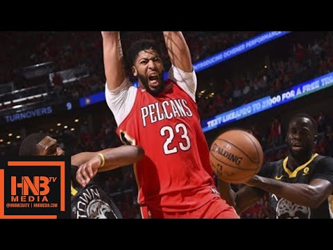 Golden State Warriors vs New Orleans Pelicans Full Game Highlights / Game 3 / 2018 NBA Playoffs - Thời lượng: 9:16.