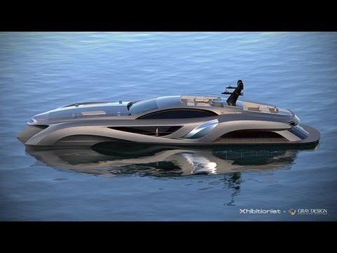 uno yacht davvero lussuoso!