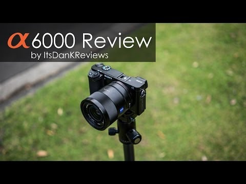Sony Alpha a6000 – The Replacement for the NEX 6 is Here!