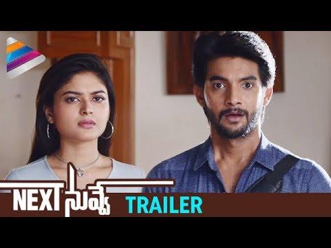 Next Nuvve Movie Trailer | Aadi Sai Kumar | Vaibhavi Sandilya | Rashmi Gautam