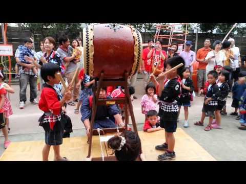 2013年07月13日星の子愛慈園夏祭り