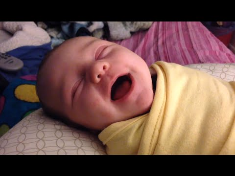 Cute Babies Laughing While Sleeping Compilation (VIDEO)