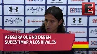 Gerardo Flores, del Cruz Azul, asegura que el equipo tiene que trabajar para recobrar el respeto entre sus rivales en la Liga MX.20 julio de 2017 COMENTA ESTE VIDEO Y COMPARTELO CON TUS AMIGOSPara más información entra: http://www.youtube.com/excelsiortvNo olvides dejarnos tus comentarios y visitarnos enFacebook: https://www.facebook.com/ExcelsiorMexTwitter: https://twitter.com/Excelsior_MexSitio: http://www.excelsior.com.mx/tvSuscríbete a nuestro canal: https://www.youtube.com/channel/UClqo4ZAAZ01HQdCTlovCgkA
