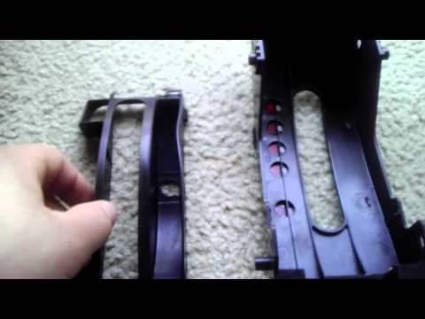 04-08 Pontiac Grand Prix  – How to Replace the Gear Shifter Bulb with a Bright Red LED