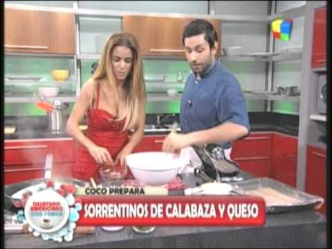 SORRENTINOS DE CALABAZA Y QUESO,La cocina de coco