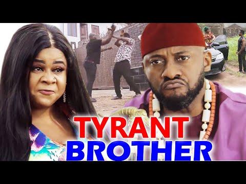 Tyrant Brother NEW MOVIE Season 7&8 - Uju Okoli & Yul Edochie 2020 Latest Nigerian Nollywood Movie