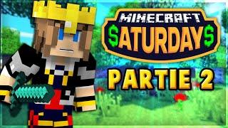 Minecraft Saturdays : On a gagné 1 400$ ! 2/2