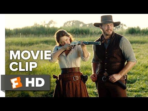 The Magnificent Seven Movie CLIP - Nightmares (2016) - Chris Pratt Movie