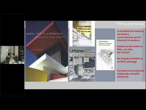 """Prof. Maria Antonietta Crippa """"THINKING VARESE"""" webinar del 25/11/2020"""