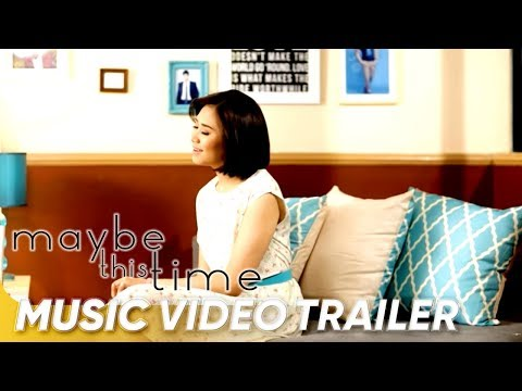 sarah - Maybe This Time starring Sarah Geronimo and Coco Martin Showing in cinemas nationwide on May 28, 2014 Directed by Jerry Lopez Sineneng Subscribe to the ABS-C...