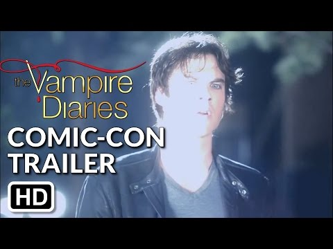 The CW - The Vampire Diaries Season 5 available on DVD September 9th! Property of the CW Television ©. No copyright infringement intended or implied.