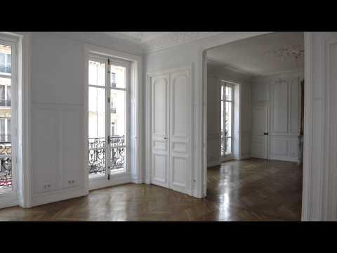 Location Paris 8ème Rome