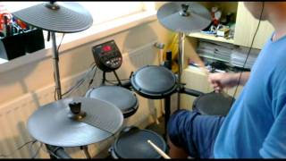 Video Steffi Mozart Alesis DM6
