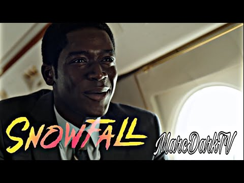 SNOWFALL SEASON 3 OFFICIAL TRAILER RECAP!!!