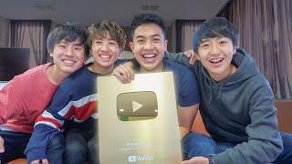 Video UNBOXING GOLD PLAY BARENG WASEDA MANTAPPU BOYS! MP3, 3GP, MP4, WEBM, AVI, FLV April 2019