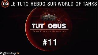 Tut'Obus #11 - Le tuto hebdo sur World of Tanks : Batailles organisées en équipe
