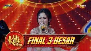 Video WOW Ternyata Ayu Ting Ting Pandai Nyanyi Korea Lohhh - Final 3 Besar KDI (25/9) MP3, 3GP, MP4, WEBM, AVI, FLV April 2019