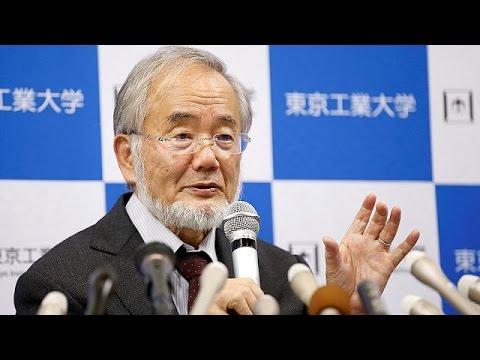 Ο Ιάπωνας Γιοσινόρι Οσούμι έλαβε το βραβείο Νόμπελ Ιατρικής
