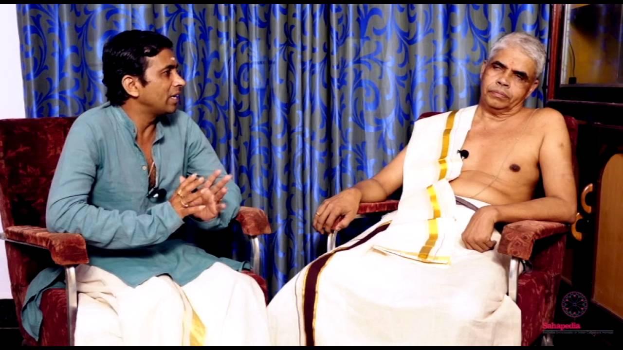 Kutiyattam: In Conversation with Ammanur Parameswaran Chakyar
