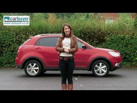 SsangYong Korando SUV review – Carbuyer
