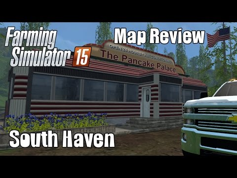 South Haven Map v1.0