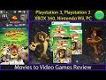Movies To Video Games Review Madagascar Escape 2 Africa