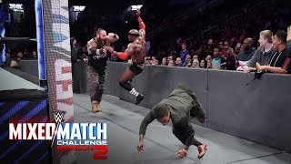 Nonton Strowman And Moon Take Their Attack Outside The Ring On Wwe Mmc Film Subtitle Indonesia Streaming Movie Download