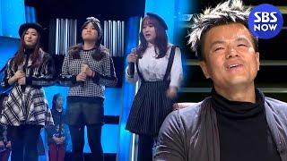 Download Lagu SBS [KPOPSTAR3] - 2위 재대결, 짜리몽땅의 'Stand Up For Love' Mp3