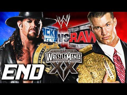 WWE SmackDown vs Raw Walkthrough Part 20 [END] - WrestleMania 20 - Champion vs Champion
