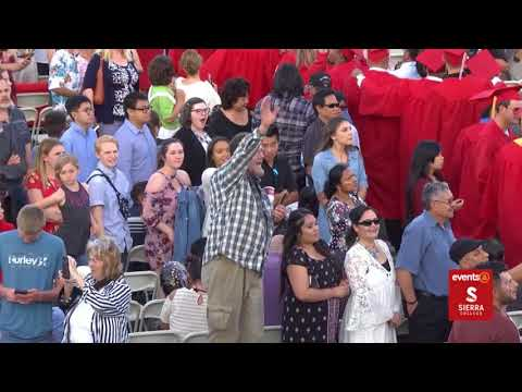 Video Sierra College Commencement 2018 download in MP3, 3GP, MP4, WEBM, AVI, FLV January 2017