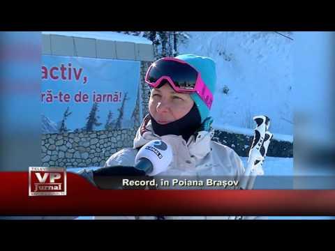 Record, in Poiana Brasov